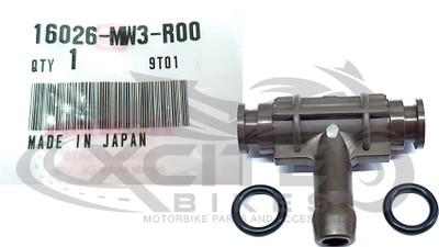 Genuine carb fuel joint set 16026-MW3-R00