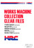HONDA/HRC - Works Machine - Clear file (5 piece set) 82046-N99-000