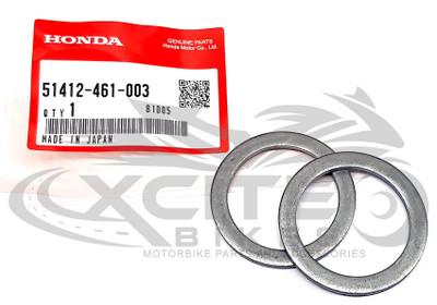 Genuine Honda Fork Backup Ring 51412-461-003