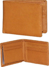 Passcase Leather Wallet