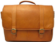 David King Porthole Laptop Briefcase