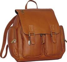 David King Laptop Backpack w/2 Front Pockets
