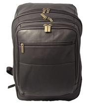 David King Oversized Laptop Backpack (Cafe)