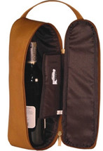 David King Travel Wine Carrier