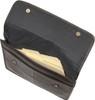 Edmond Leather Underarm Envelope (Inside)
