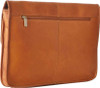 Edmond Leather Underarm Envelope (Back)