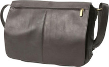 Edmond Leather Full Flap Leather Messenger 290