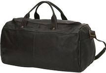 Edmond Leather Traveler's Duffle Bag 411