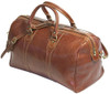 Floto Milano Duffle Brown