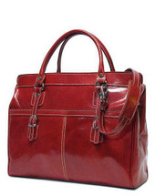 Floto Casiana Mini Handbag (Red)