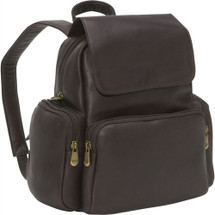 Le Donne Women's Multi Pocket Backpack 125