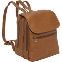 Le Donne Everything Woman's Backpack Purse 351