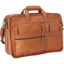 Le Donne Expandable Multi Function Briefcase