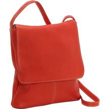 Le Donne Simple Flap Over Crossbody Bag LD-T784