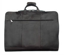 Piel Leather Garment Cover Black