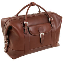 Siamod Amore Italian Leather Duffle Bag 2508