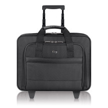 "Solo Classic 15.6"" Rolling Case B100 Classic Collection"
