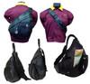 Amerileather APC Leather Cross Body Sling Bag 1519