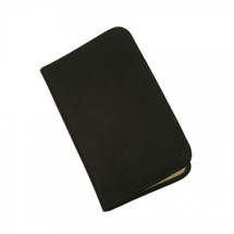 Piel Leather Mini Notepad Holder 2044 - Black