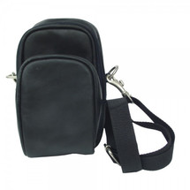 Piel Leather Camera Bag 2501 - Black