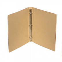 Piel Leather Three-Ring Binder Folder 2568