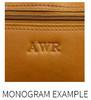 Piel Leather XL Laptop Tote Bag 2967 - Monogram