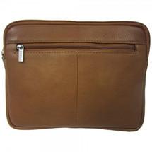 Piel Leather iPad Mini & 7In Tablet Sleeve 2981 - Saddle