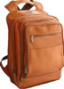 Edmond Leather Full Size Leather Backpack (Tan)