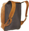 Edmond Leather Full Size Leather Backpack (Back)