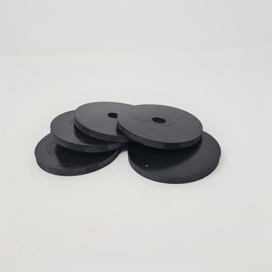 Rubber Disc for plunger 75mm