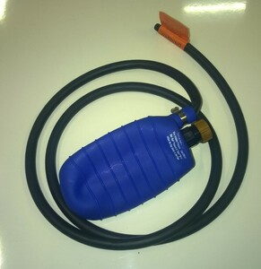 "PVC Centre Test Air Bag 3"" (75mm)"