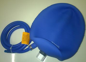 "PVC Centre Test Air Bag 6"" (150mm)"
