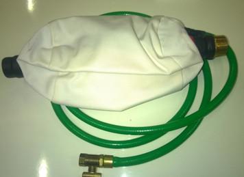 """Canvas Test Air Bag 6"""" (150mm)"""