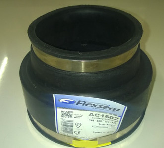 AC1602: Adaptor Coupling 144-160mm to 110-122mm