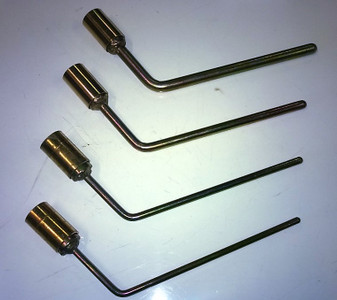 Filter Arm Pricking Tool Set for Universal Rods (5, 6, 8 & 10mm)