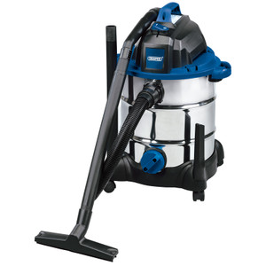 30L 1600W 230V WET AND DRY VACUUM