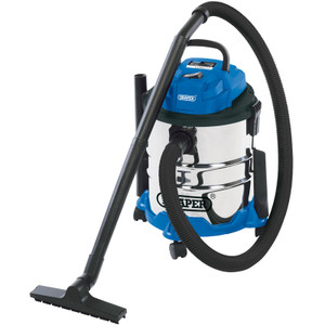 20L 1250W 230V WET AND DRY VACUUM CLEANER