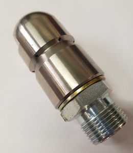 "Nozzle 3/4"" BSP Male (Open) 120lpm/120bar (26gpm/1750psi)"
