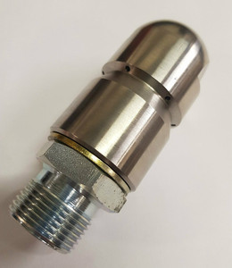 "Nozzle 3/4"" BSP Male (Blind) 120lpm/120bar (26gpm/1750psi)"