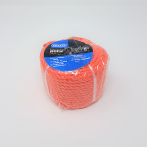 Polypropylene Rope 30m x 4mm