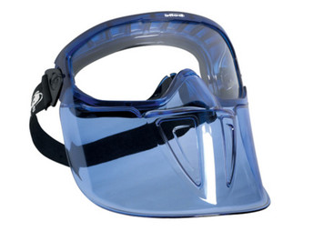 Ultra Vision Goggles & Face Shield