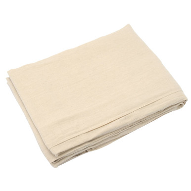 3.6 x 2.7m Lightweight Cotton Dust Sheet