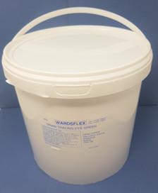 5kg Tub of Fluorescent Green drain dye Powder