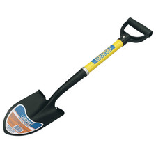 Mini Shovel Fibreglass Handle