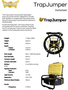 TrapJumper datasheet