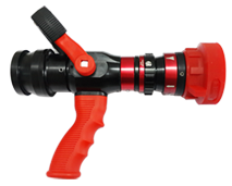 Turbo Fire Nozzle