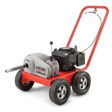 Ridgid Rodder Machine 59175