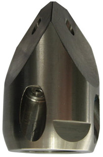 Quatroset Chisel Point Nozzle