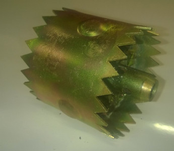 Crown Root Cutter for 6mm Rods
