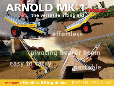 Arnold Mk.1 compact Manhole Lifter